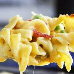 Bacon Chicken Noodle Casserole