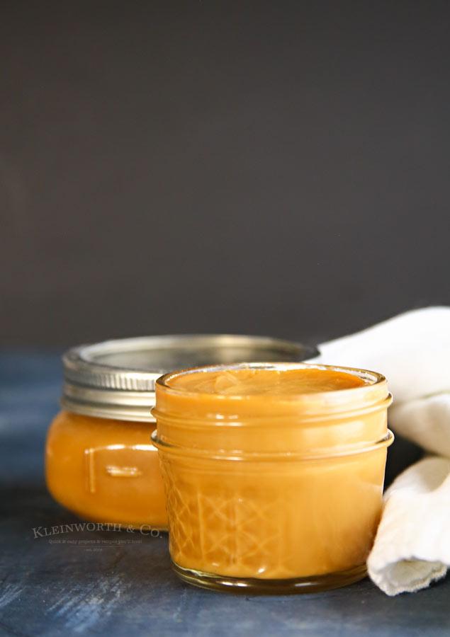 Instant Pot Pressure Cooker Caramel Dulce de Leche