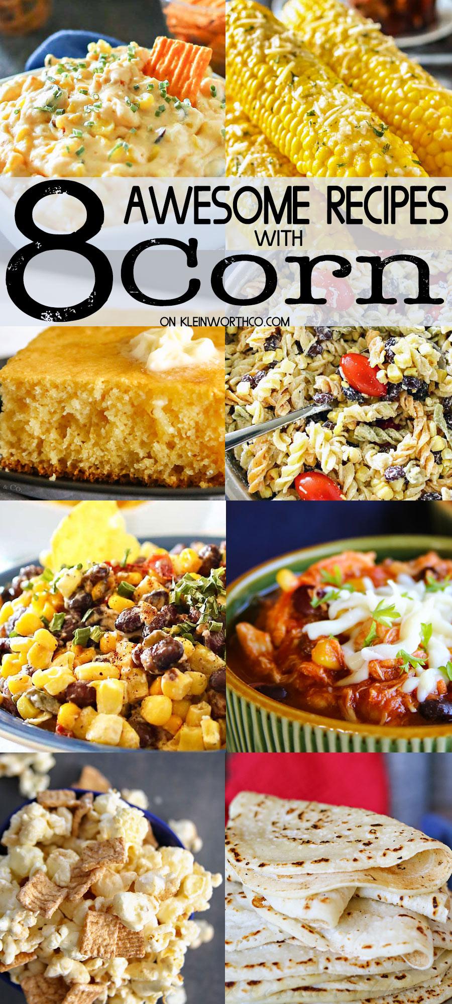 8 Awesome Corn Recipes & Iowa Corn Quest