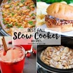 Best Fall Slow Cooker Recipes