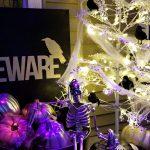 Beware Halloween Porch Sign