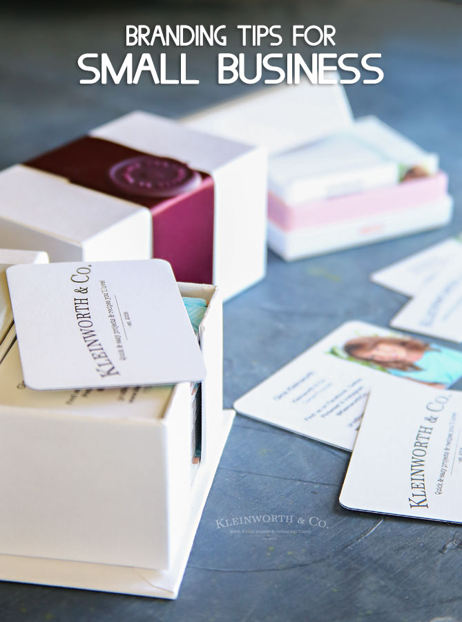 Branding Tips for Small Business