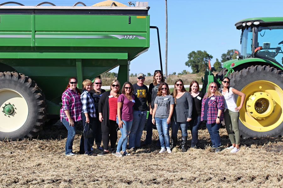 8 Awesome Corn Recipes & Iowa Corn Quest - Soy Bean Farms