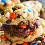 Football Game Day Cookies Recipe