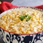Pressure Cooker Creamed Corn side dish