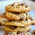 Chewy Raisinets Oatmeal Cookies recipe