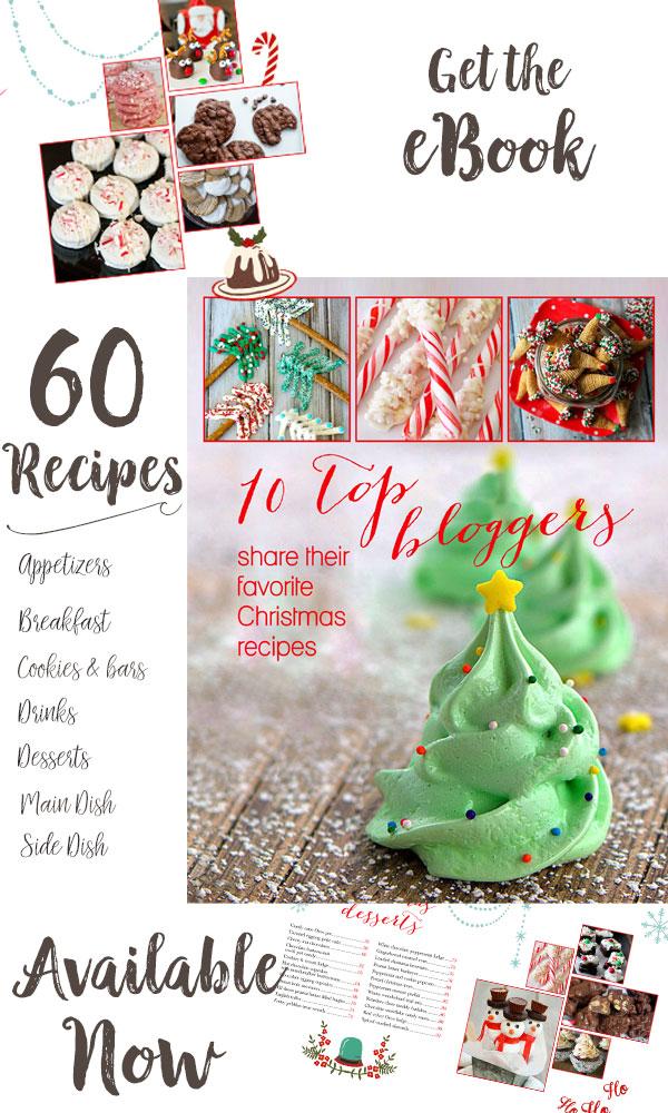 Top Blogger Christmas Recipes