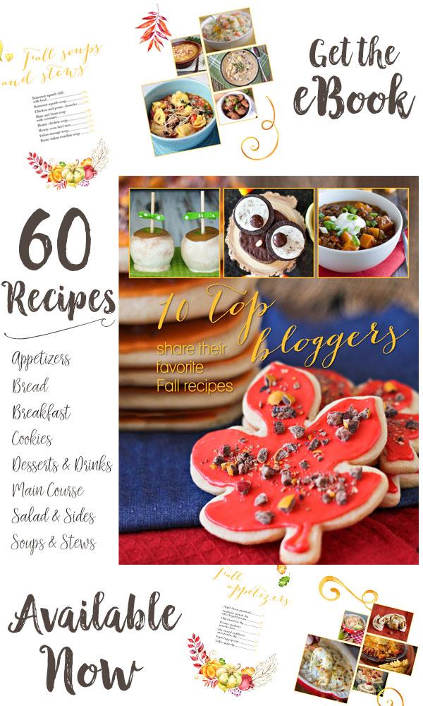 Top Blogger Fall Recipes