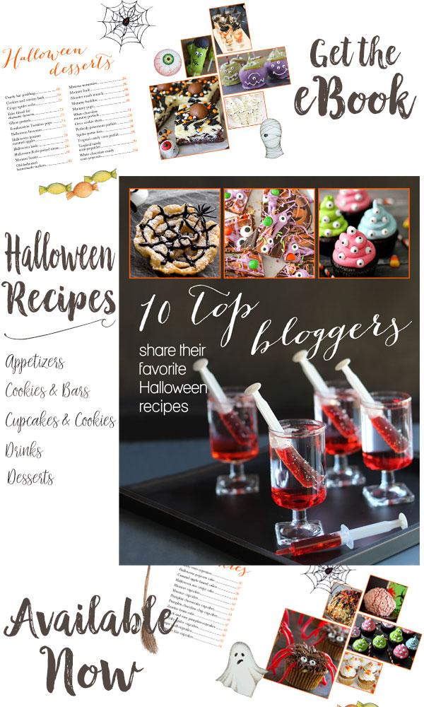 Top Blogger Halloween Recipes