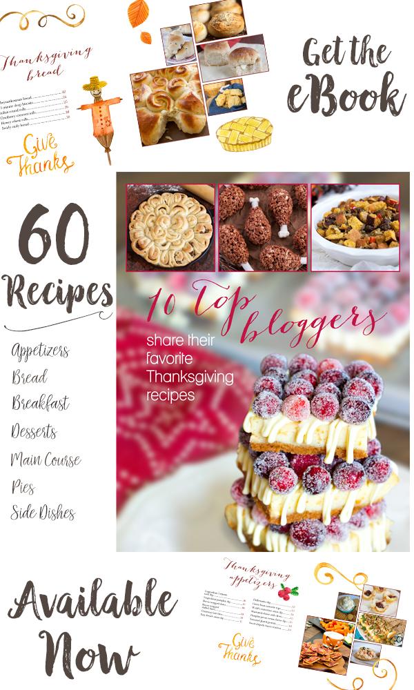 Top Blogger Thanksgiving Recipes