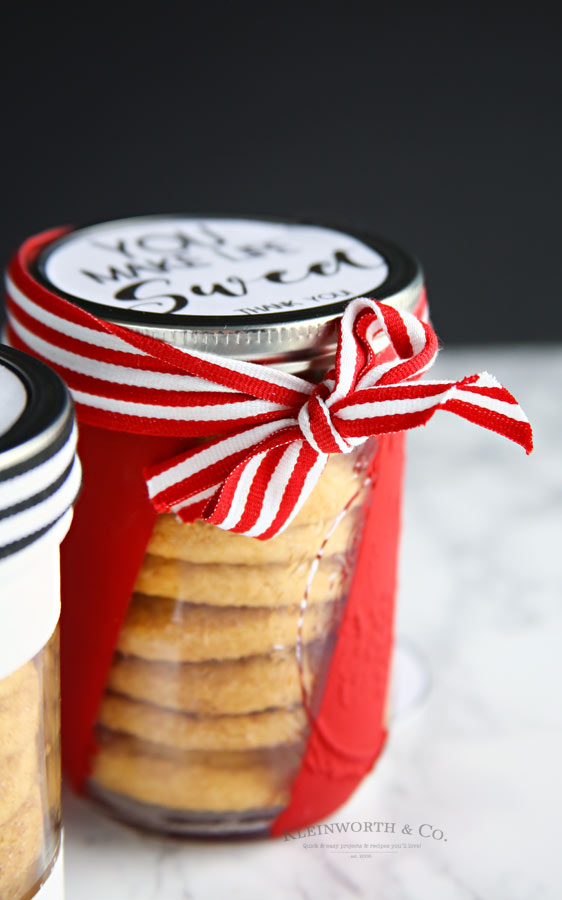 You Make Life Sweet - Free Printable Hostess Gift