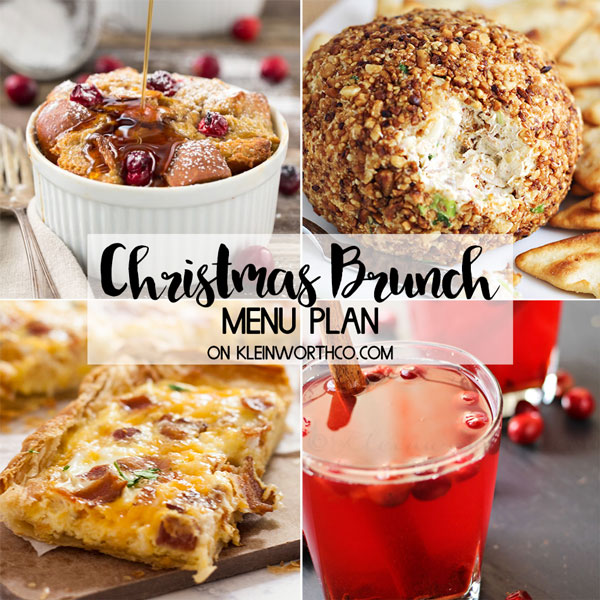 Christmas Brunch Recipes.Christmas Brunch Menu Plan Kleinworth Co