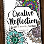 Creative Reflection Adult Coloring Book