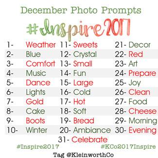 Inspire2017 Photo Challenge