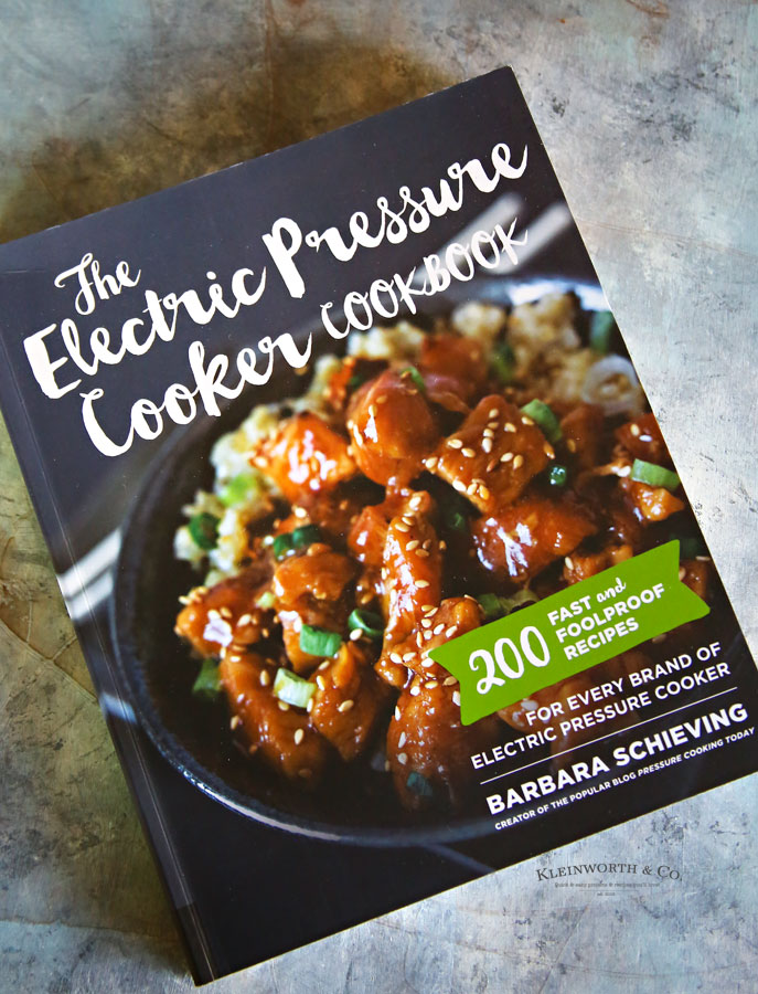 pressure cooker cookbook recipes