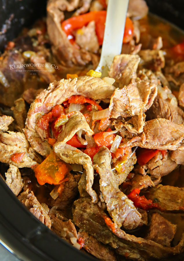 Slow Cooker Beef Tacos  - Crock Pot
