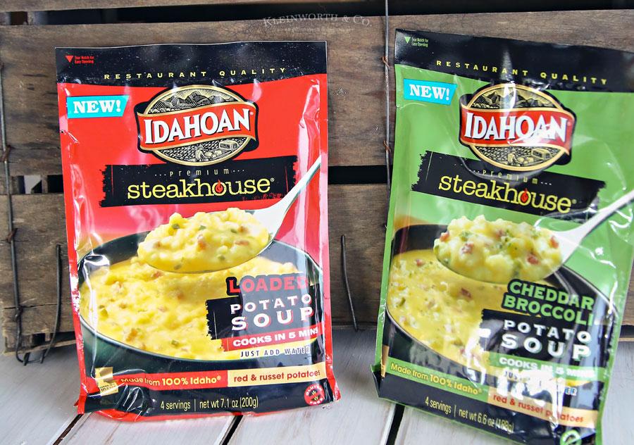 Idahoan Potato Soup