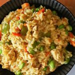 Chicken Fried Rice Restaurant Style