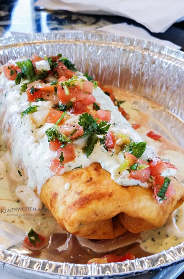Sweeto Burrito Chimmi