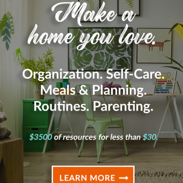 Ultimate Homemaking Bundle Sale