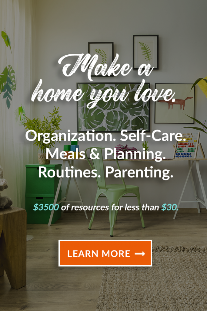 Ultimate Homemaking Bundle Sale