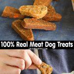100% Real Meat Dog Treats