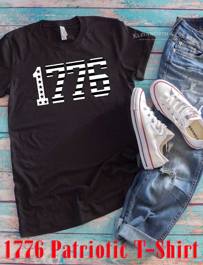 1776 Patriotic T-Shirt