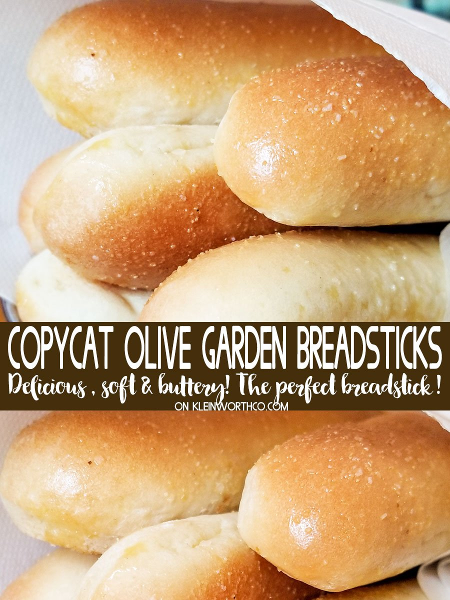 Copycat Olive Garden Breadsticks Kleinworth Co