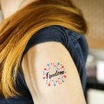 Free Printable Patriotic Temporary Tattoos