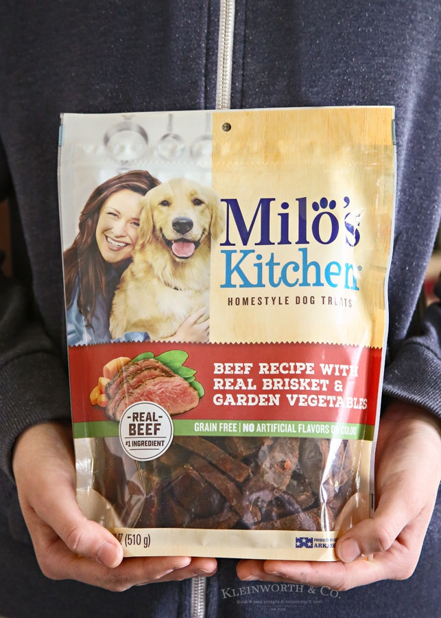Milo's Dog Treats