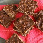 Homemade Crunch Bars