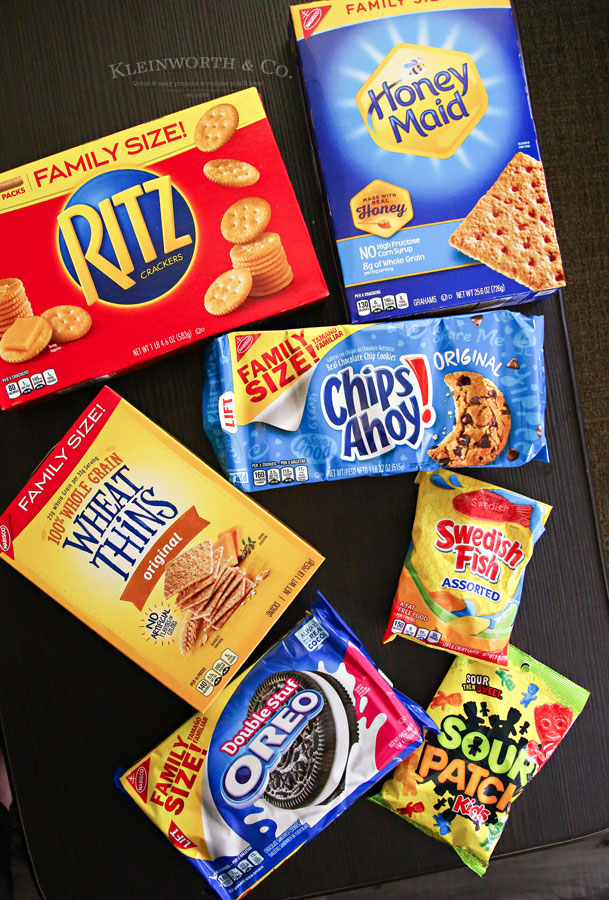 Best Road Trip Snacks for camping