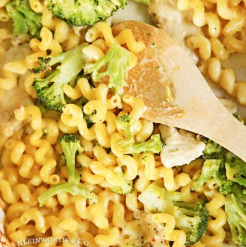 chicken & broccoli dinner - Easy Meals for College Students