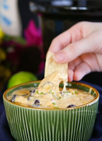 How to make queso dip