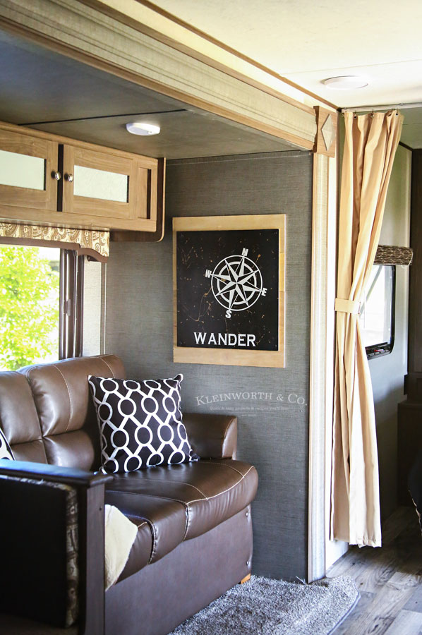 Camper Decoration