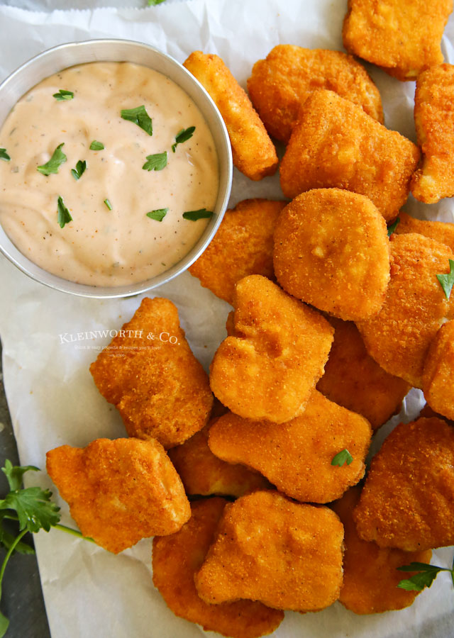 southwest dipping sauce