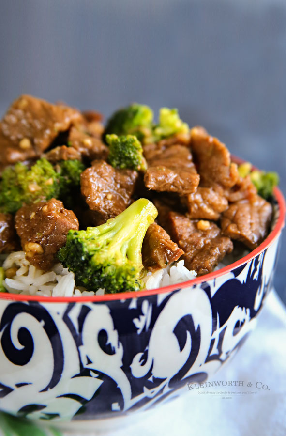 recipe Instant Pot Beef Broccoli