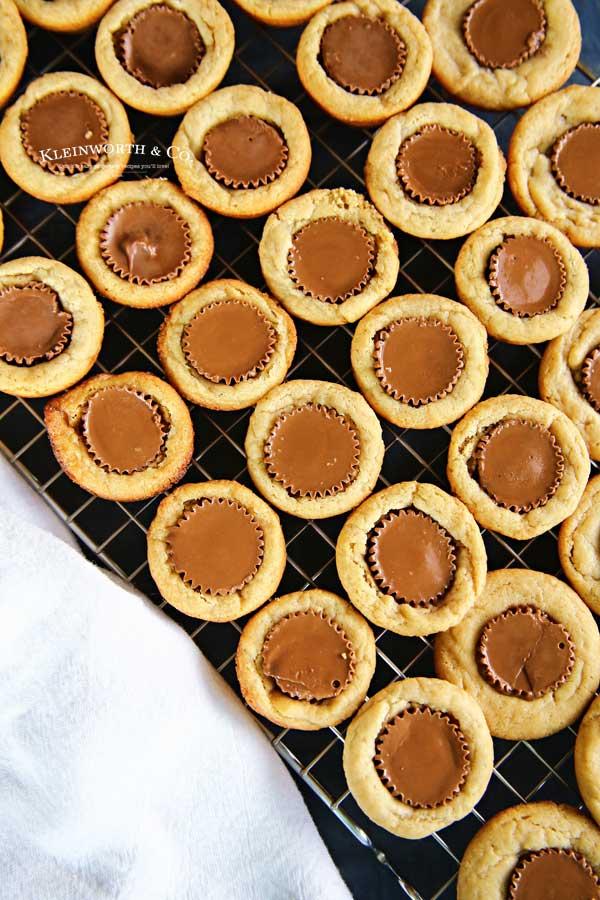 Peanut Butter Cookie Cups recipe