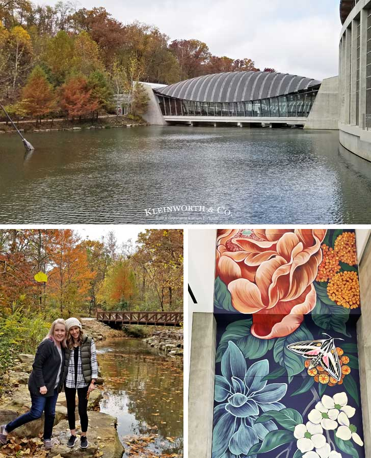 Bentonville Crystal Bridges Outdoor