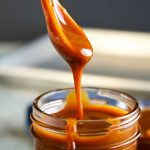 Recipe for Browned Butter Salted Caramel Sauce