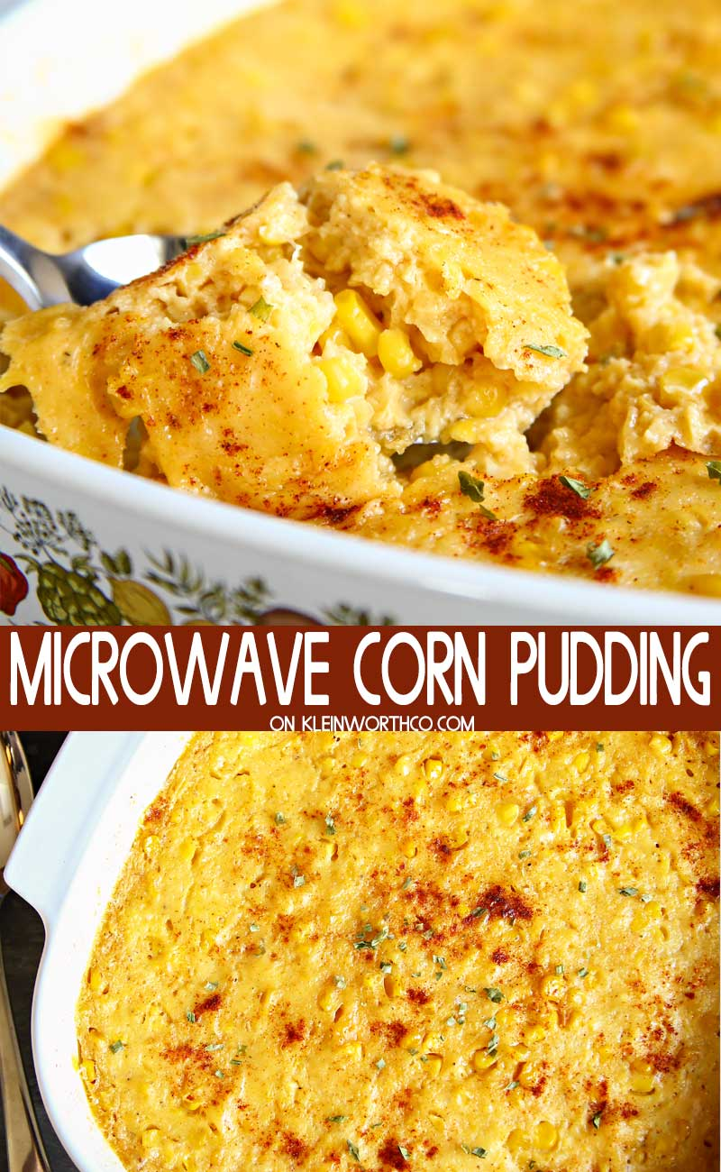 Microwave Corn Casserole