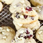 How to make Raspberry Cheesecake Cookies