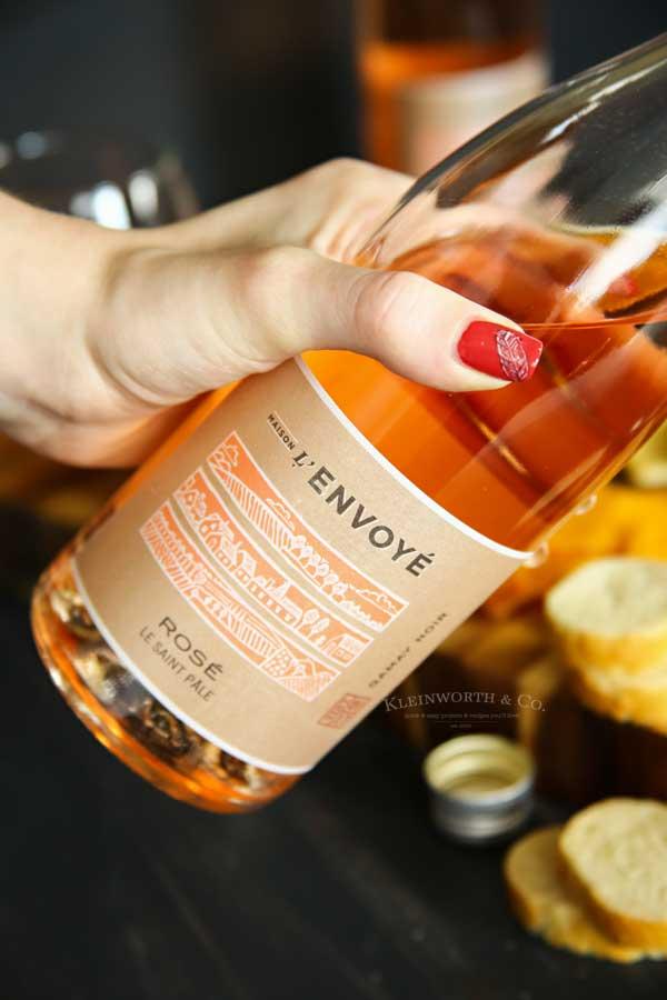Beaujolais wine- foods to pair