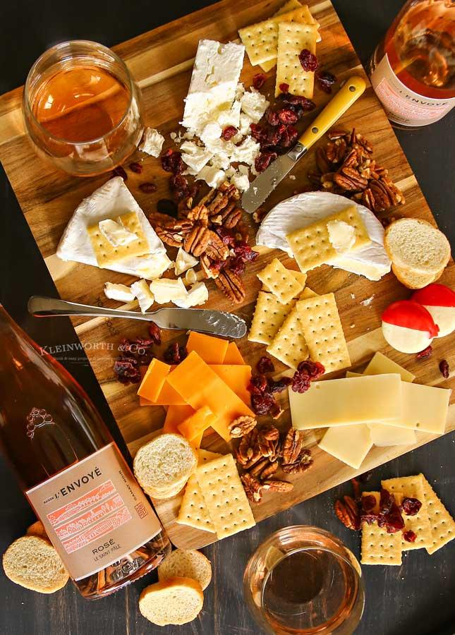 Beaujolais Cheese Pairing List