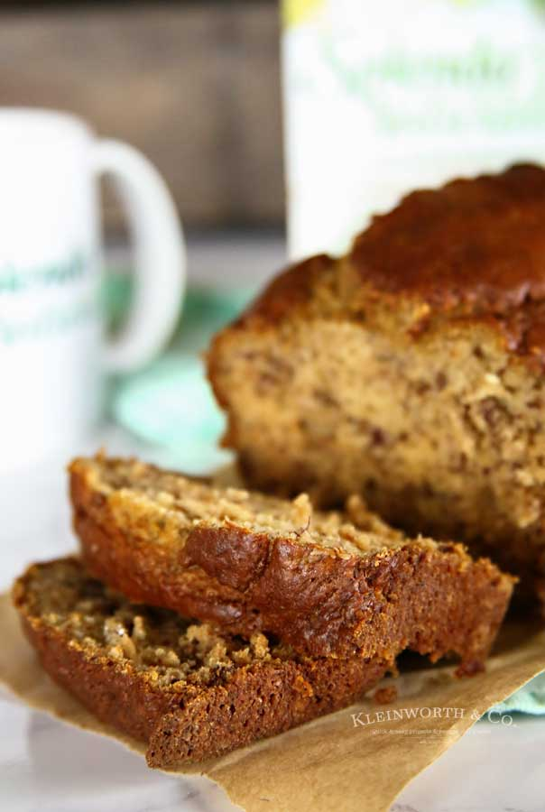 Easy breakfast recipes -Buttermilk Banana Bread