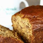 Low Sugar Buttermilk Banana Bread
