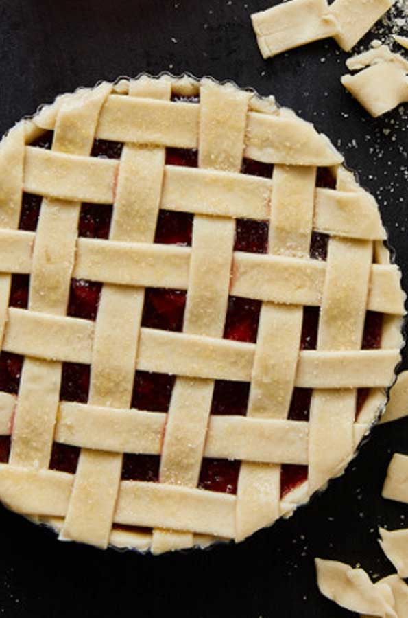 Easy Cherry Pie - Air Fryer Dessert Recipe