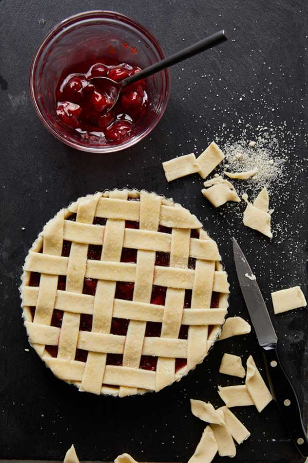 How to make Easy Cherry Pie - Air Fryer
