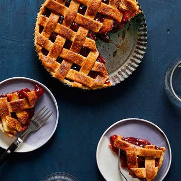 Easy Cherry Pie - Air Fryer Recipe