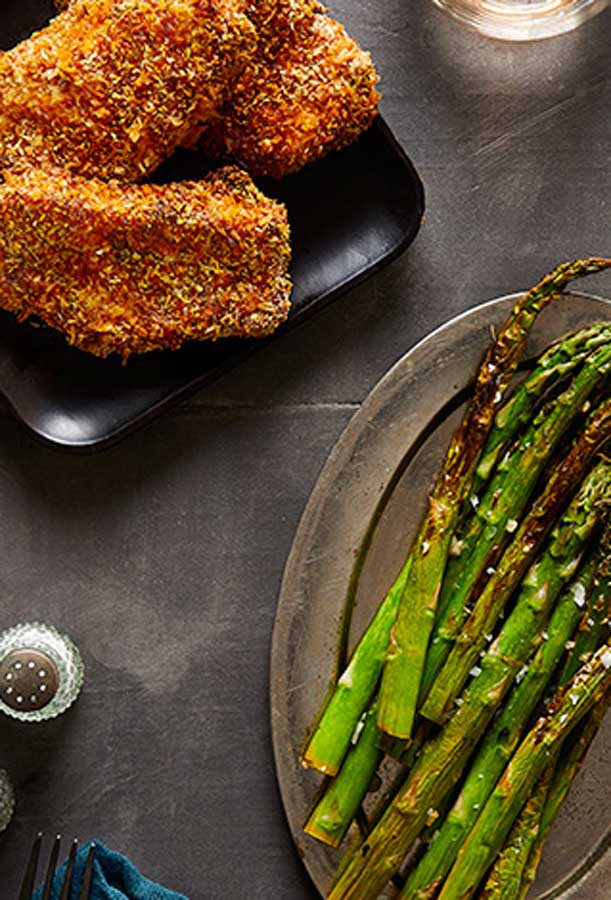 Panko Crusted Pork Chops Recipe